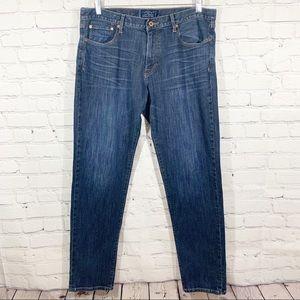 LUCKY BRAND 221 Original Straight Size 38x34
